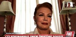 Georgette Mosbacher: Czuję się w Polsce bardzo bezpieczna