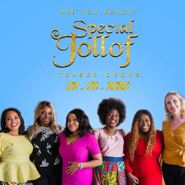 Emem's Isong 's 2020 love story 'Special Jollof' delves into the lives of illegal immigrants [Nollywood Access]