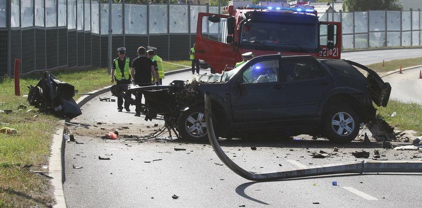 20-latek był pijany i nie miał prawa jazdy. Doprowadził do wypadku