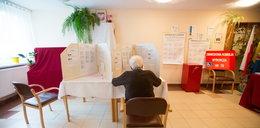 Kilka awantur podczas głosowania