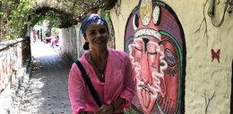 Edyta Herbuś medytuje w Gwatemali