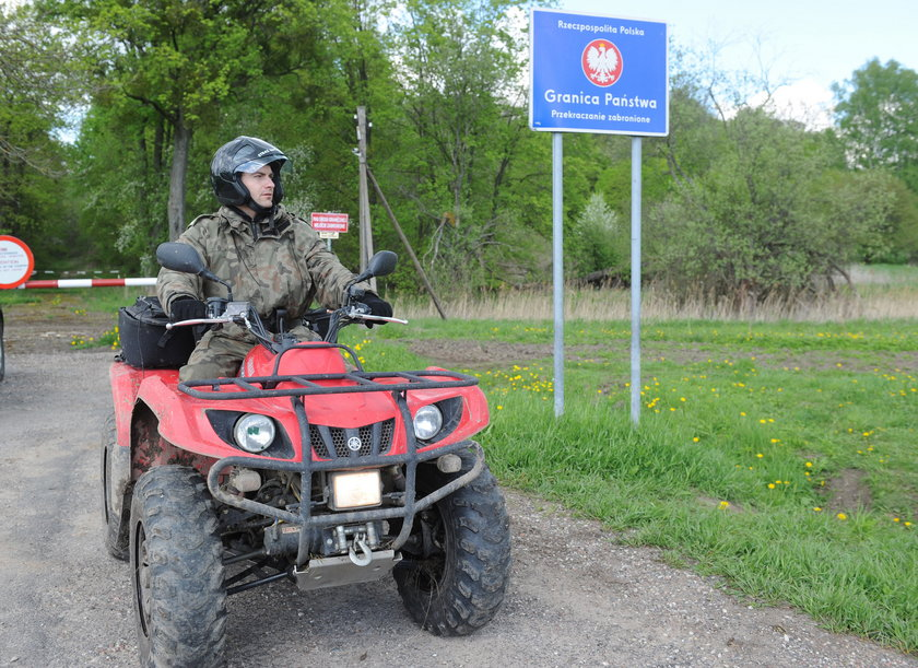 Raport o stanie Straży Granicznej: Rząd pozwalniał strażników