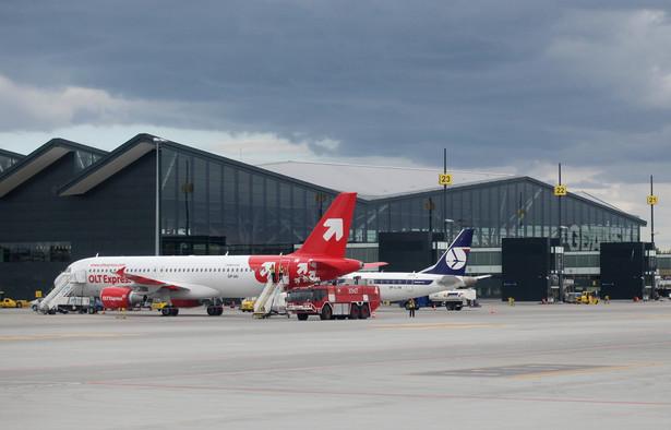 Port lotniczy w Gdańsku