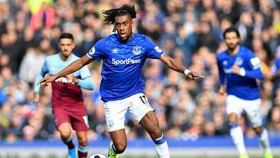 Missing in Action: Where is Alex Iwobi?