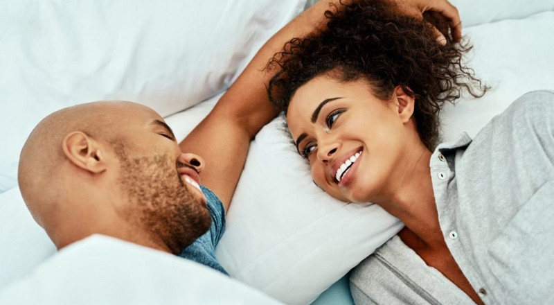 How important should sex be when picking Mr. Right?