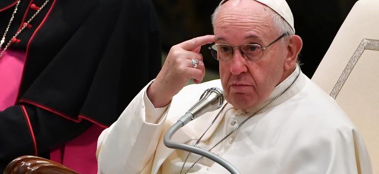 Papież Franciszek Wiadomości