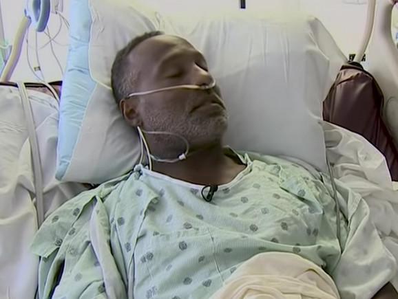 Kristofer Grant ranjen je dva puta tokom napada u El Pasu