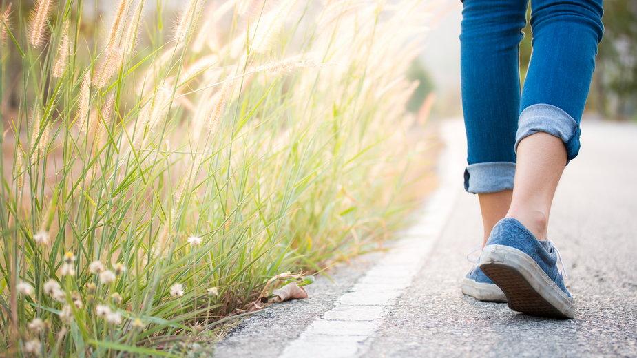 Ile kroków powinniśmy robić dziennie?