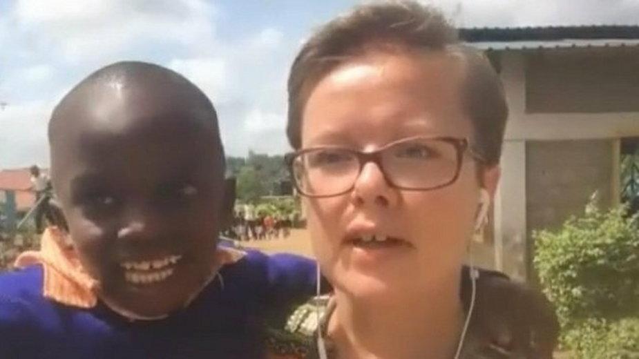 Misjonarka Ewa Korbut: Działa Jezus, my jesteśmy tylkonarzędziem