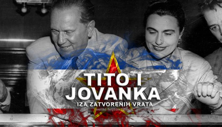 Tito i Jovanka, V7