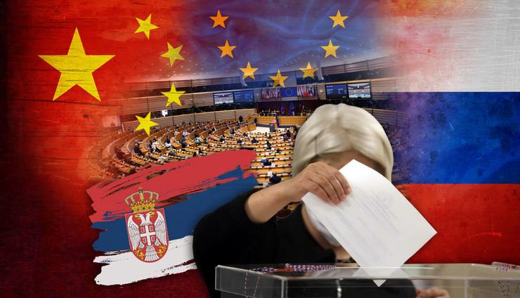 kina rusija srbija eu parlament v3 foto RAS ap francisco seco, djordje kojadinovic, Shutterstock