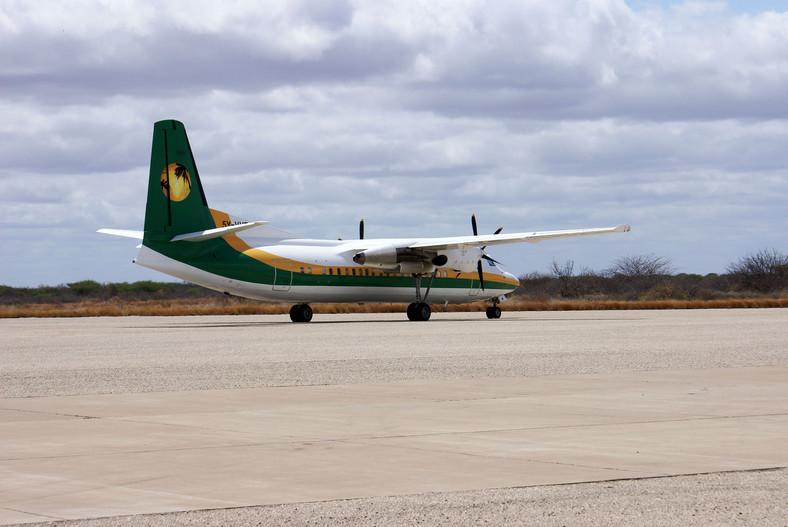 Wajir Airport. (Kenya Airports Authority)