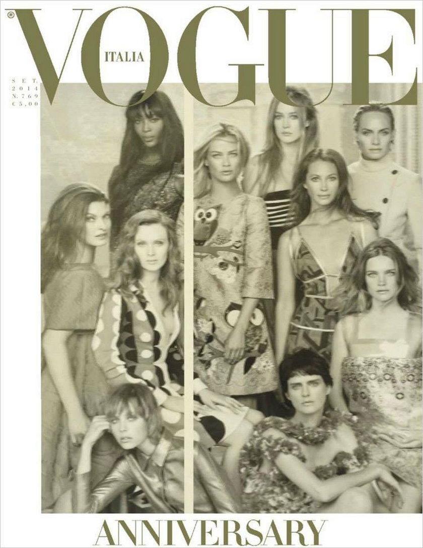 """Włoski """"Vogue"""""""