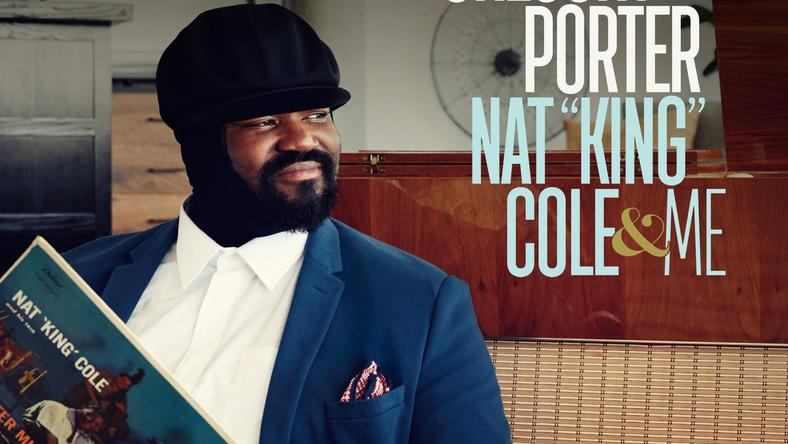 "GREGORY PRTER - ""Nat King Cole & Me"""