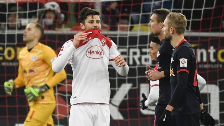 Reprezentacja Polski: Kontuzja Dawida Kownackiego. Napastnik nie pojedzie na Euro 2020