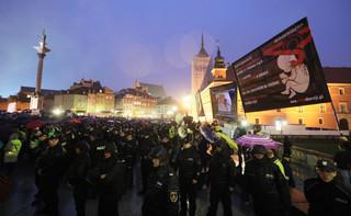 'W Polsce zagrożona wolność zgromadzeń'. Raport AI