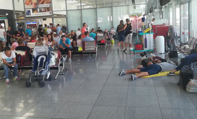 Zła passa klientów biura podróży TUI trwa w najlepsze. Zepsuł się kolejny samolot