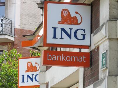 ING Bank Śląski zanotował zysk netto wyższy o 13 proc. rdr