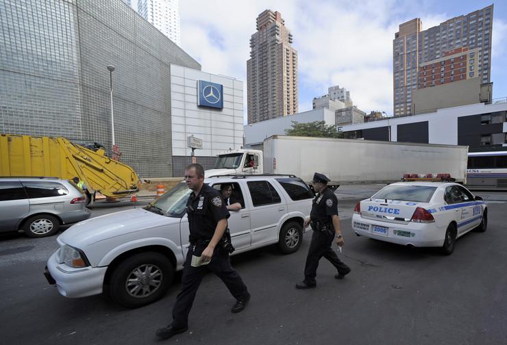Njujork, policija, EPA -  PETER FOLEY