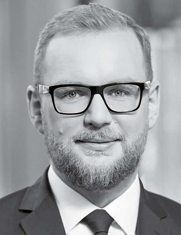 Artur Kuczmowski starszy partner w Kancelarii Thompson&Stein