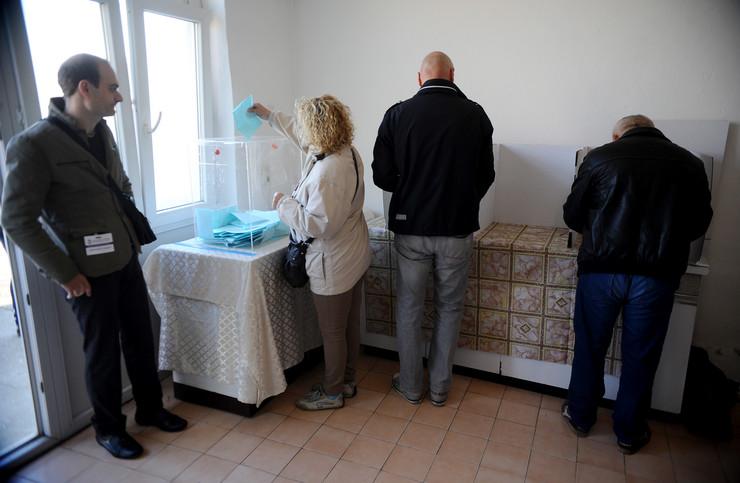 Glasanje, izbori u Beogradu