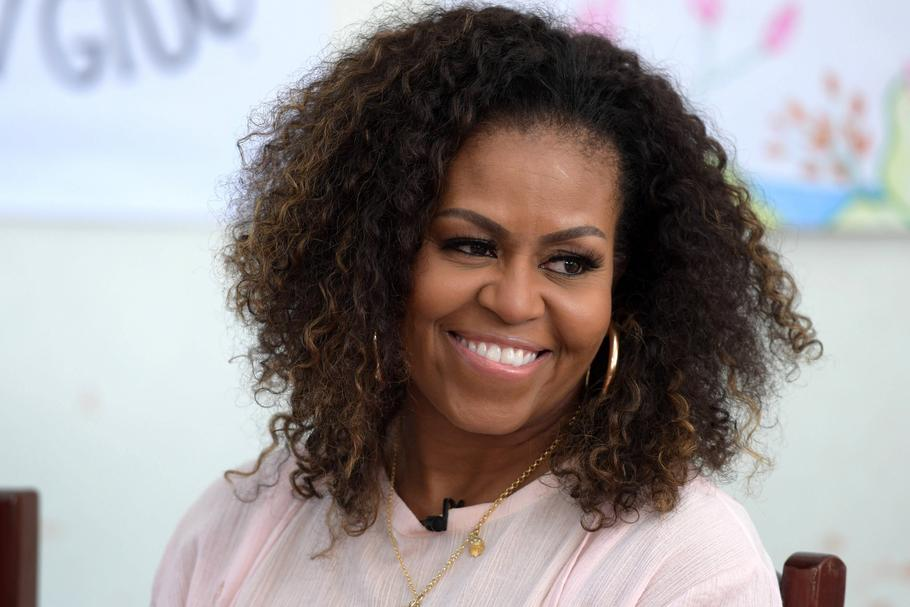 "Była pierwsza dama USA Michelle Obama rusza z podcastem na Spotify pt. ""The Michelle Obama Podcast"""