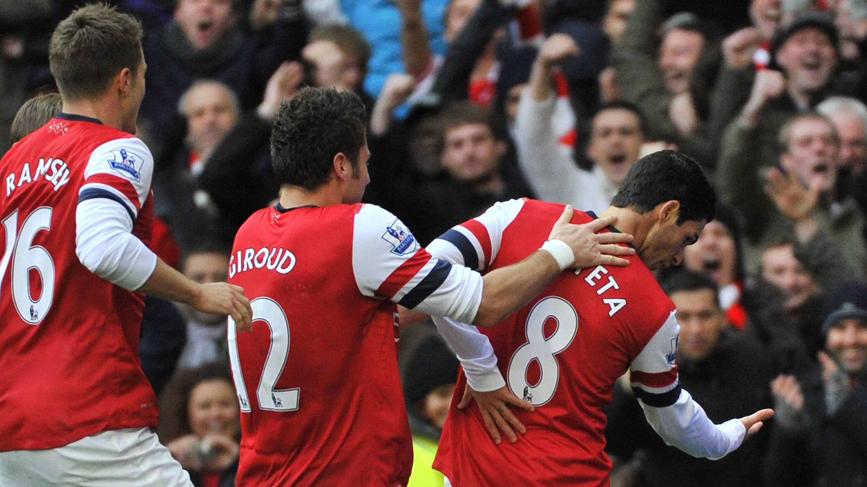 8207a36fe Arsenal - zachowajmy spokój i pracujmy dalej - Piłka nożna