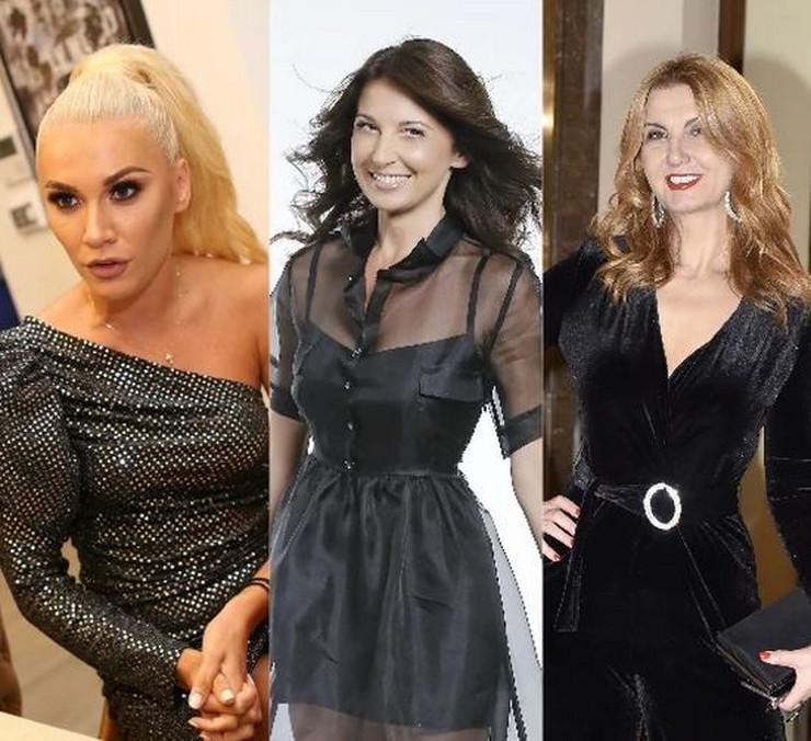 Bojana, Sanja, Vesna