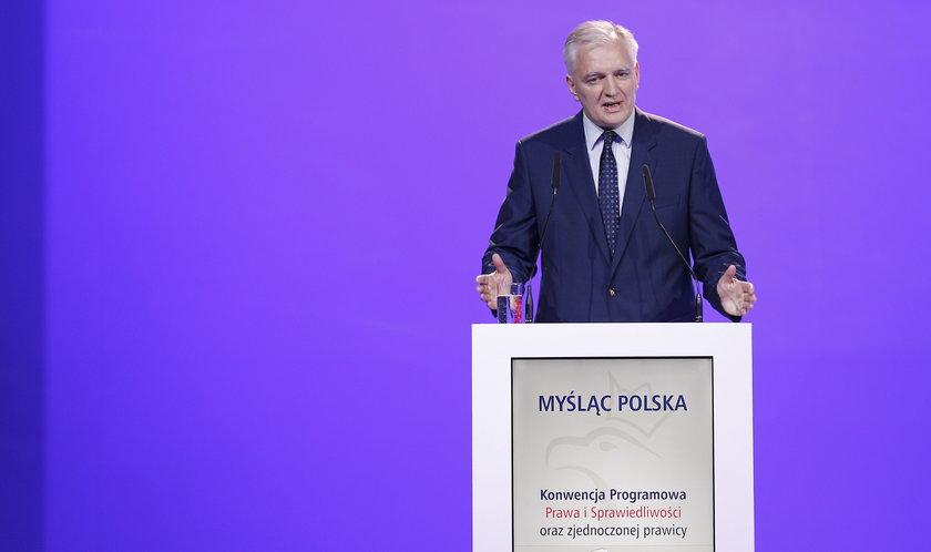 Jarosław Gowin, prezes Polski Razem