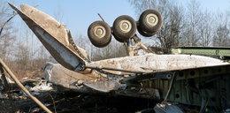 Tupolew w kościelnym ogródku. Ksiądz uczcił pamięć ofiar katastrofy smoleńskiej