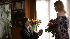 """""""M jak miłość"""": zaręczyny Natalii i Franka"""