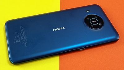 Nokia X20 im Test: Nachhaltigkeit vor Technik