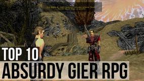 10 największych absurdów gier RPG