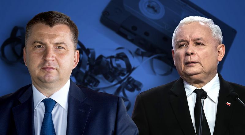 2807086bac900 Jarosław Kaczyński o twórcy CCC: to jest ponura postać