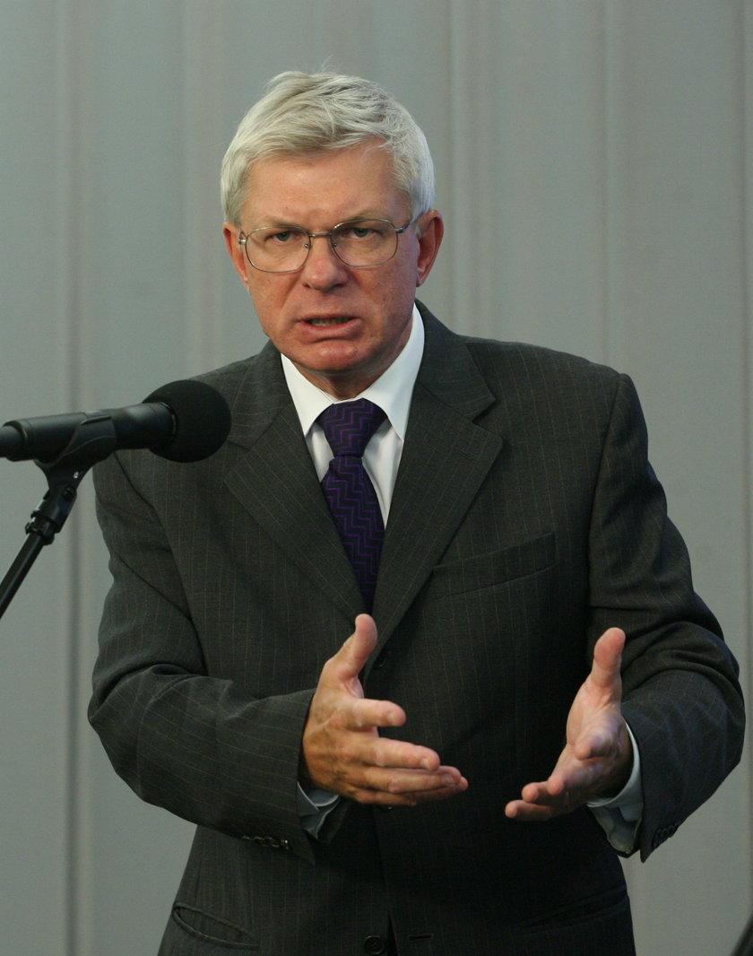 Celiński nie będzie kandydatem SLD. Zastąpi go Andrzej Rozenek