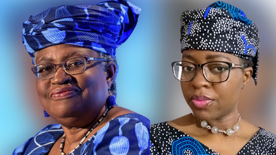 Okonjo-Iweala salutes young women taking part in #BeLikeNgoziChallenge