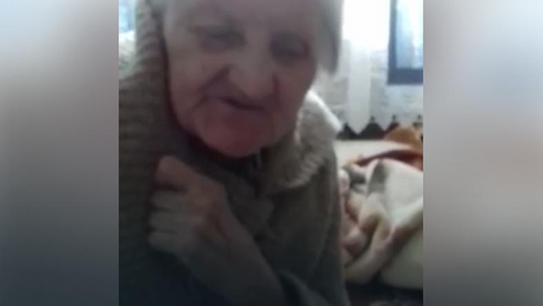 Wzruszający Wiersz 93 Letniej Pani Krysi Kobieta