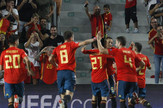 Fudbalska reprezentacija Španije, Fudbalska reprezentacija Hrvatske