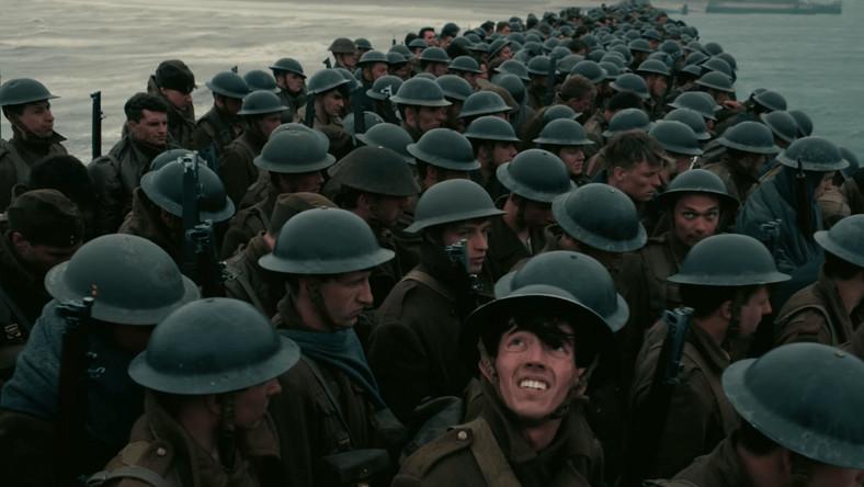 "Kadr z filmu ""Dunkierka"" Christophera Nolana"