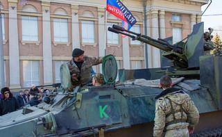 Separatystyczna międzynarodówka dostarczy broń Donbasowi
