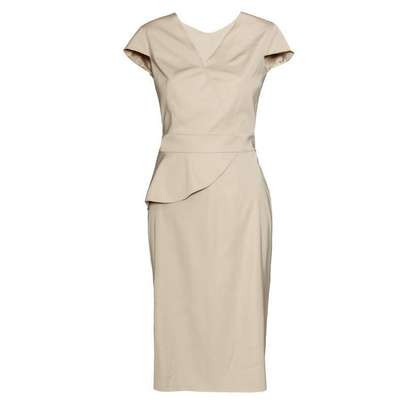 Sukienki dla pięćdziesięciolatek - do pracy