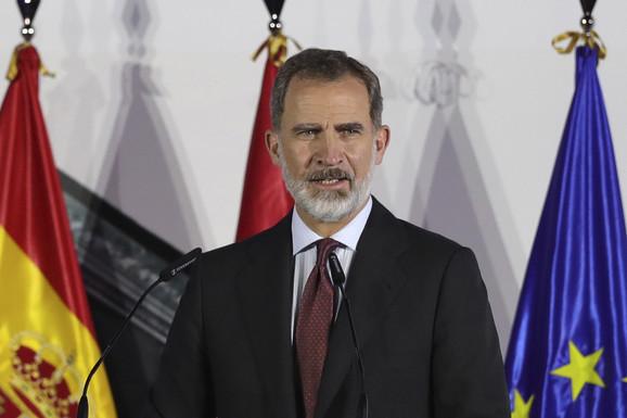 ŠPANSKI KRALJ U IZOLACIJI Felipe VI bio u kontaktu sa zaraženom osobom