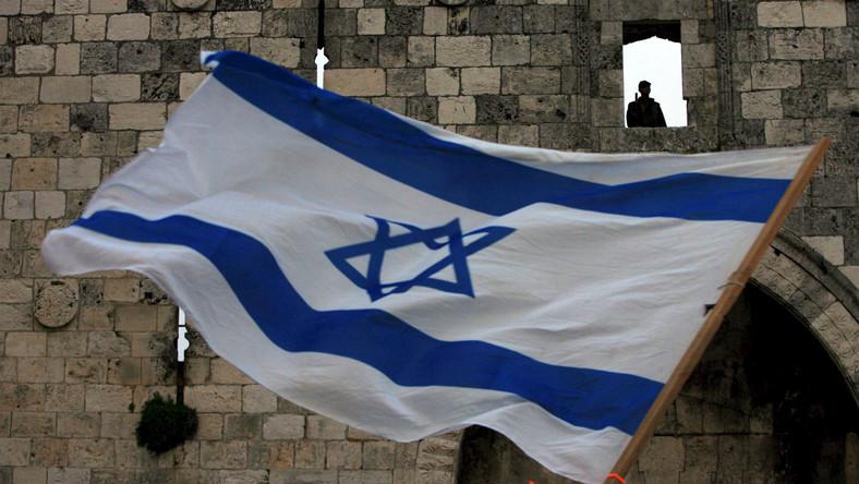 Znalezione obrazy dla zapytania flaga izraelska zdjecia