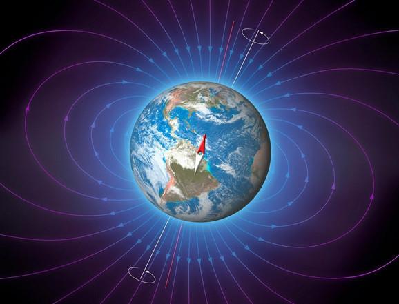 Zemljino magnetno polje