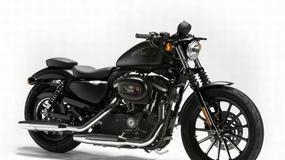 Harley-Davidson Sportster Iron 883 Italy – na specjalną okazję