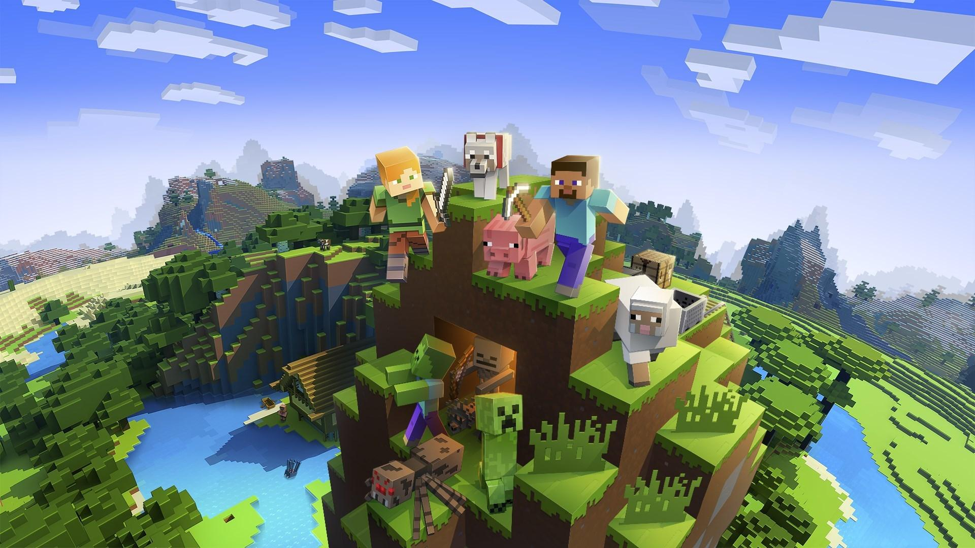 Minecraft - poradnik dla początkujących. Jak zacząć przygodę z tym