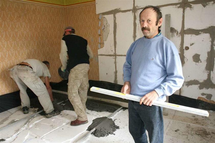 Remontujemy dom dla Tomka!