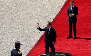 Francja: Koalicja Macrona zyskuje poparcie przed wyborami