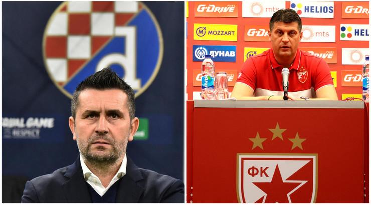 Dinamo Zagreb, FK Crvena zvezda