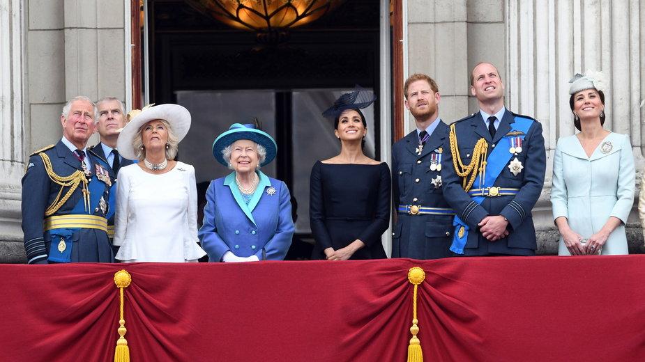 Oprah: to nie królowa Elżbieta ani jej mąż mówili o kolorze skóry Archie'ego